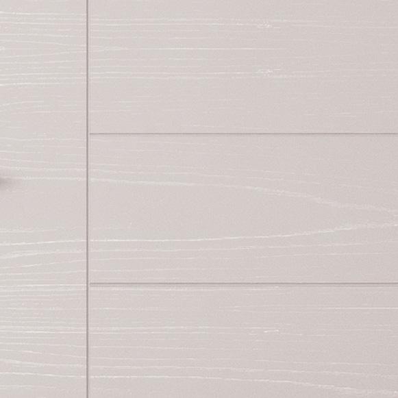Двери Океан РЕЙН Эмаль Белый шелк фрезеровка образец фото