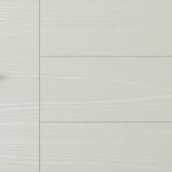 Двери Океан РЕЙН Эмаль Серый шелк фрезеровка образец фото