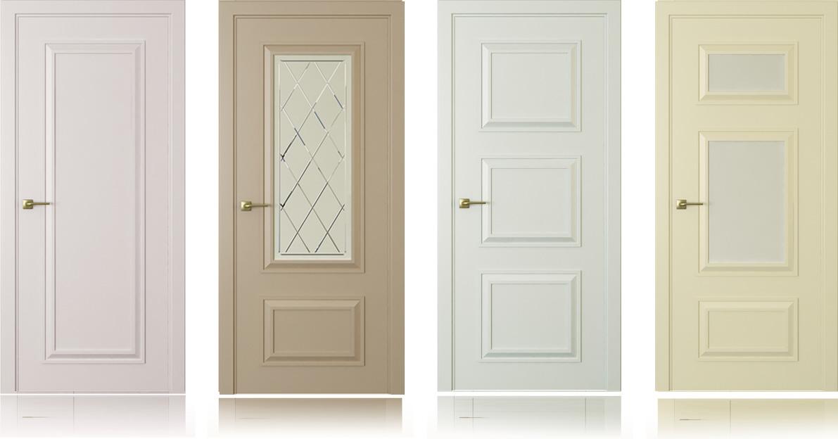 Межкомнатные двери Океан Ульяновск модель Мадрид интерьер фото