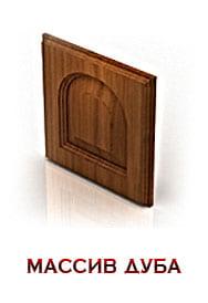 ходные двери Бастион отделка массив дуба фото
