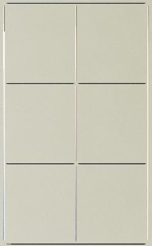 Двери Океан Milano стекло Решетка белое фото