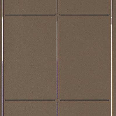 Двери Океан коллекция Дрезден стекло Решетка бронза