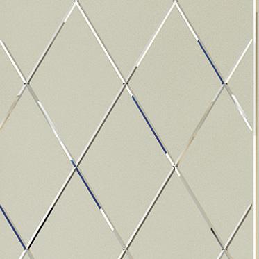Двери Океан коллекция Дрезден стекло Ромб