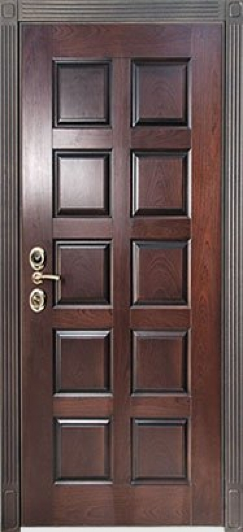 одна из лучших входных дверей