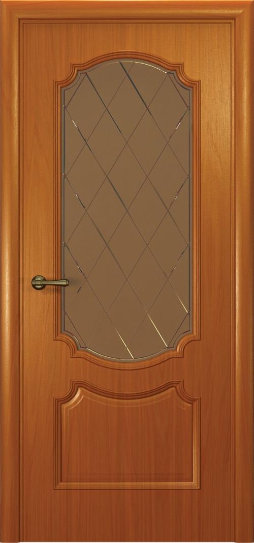 Межклмнатные двери шпон анегри